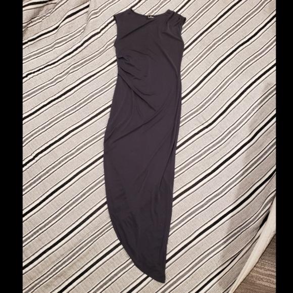 Lulu's Dresses & Skirts - Lulus Asymmetrical Dress